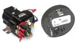 Batterie Seperator BSW250 IP67 12V