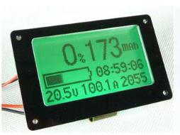 Batterie Kapazitätsmesser 30-80V 100A
