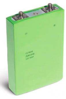 ZG LiFePO4 Leistung 3.2V / 60Ah