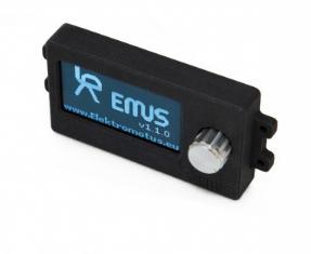 EMUS BMS Display