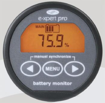 Kapazitätsanzeiger 12-24V e-xpert pro