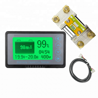 Batterie Kapazitätsmesser 10-120V 500Ah