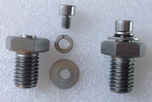 M12 mit M6 Adapterschrauben für Lipro 1-6