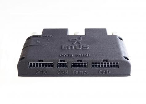 EMUS BMS MINI3 Logic +Powerhead
