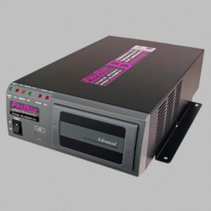 Faktor Shop | IUoU Automatikladegerät 12 Volt 60 Ampere, 2 Ausgänge