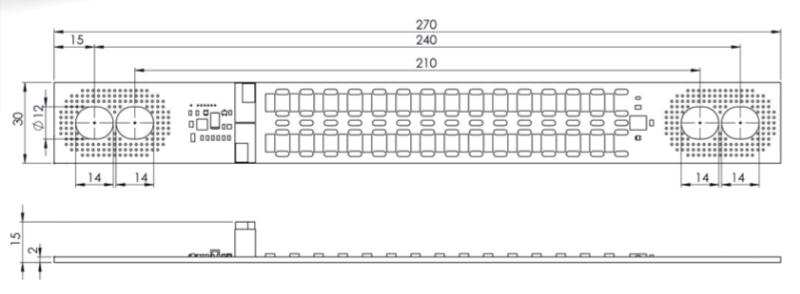 Faktor Shop | EMUS BMS Cell Unit 6,125A für LiFePo 200-400Ah